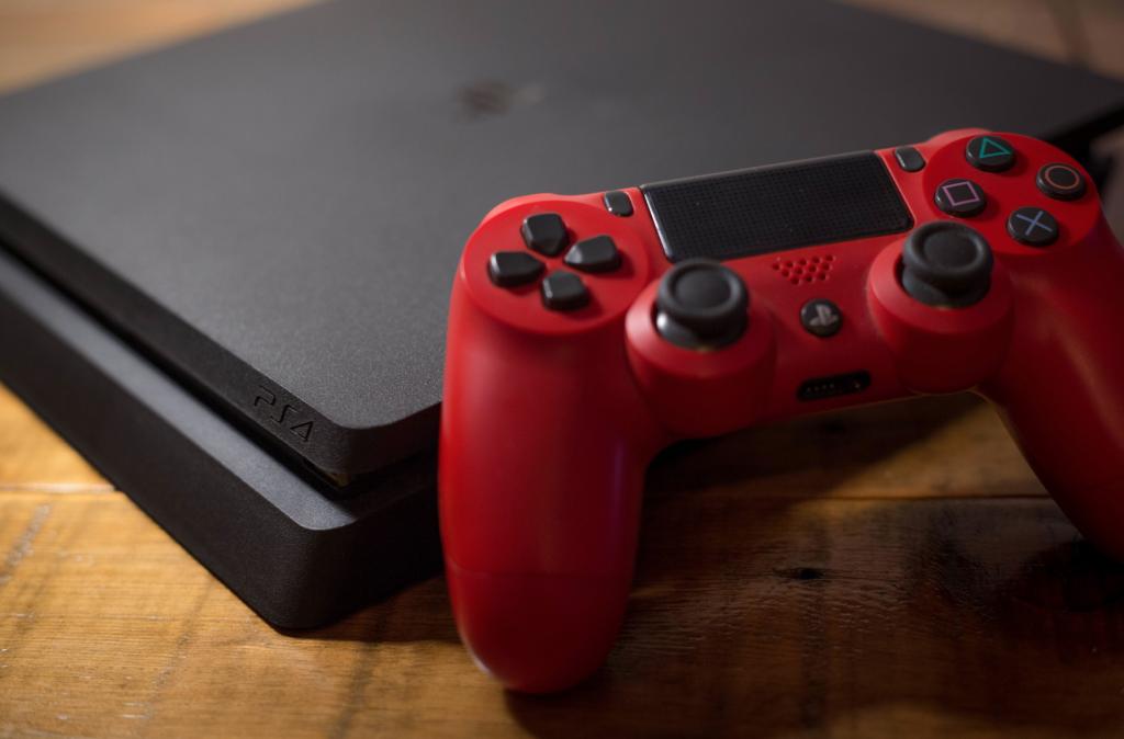 Игровая приставка Sony PlayStation 4 Slim 500 ГБ в