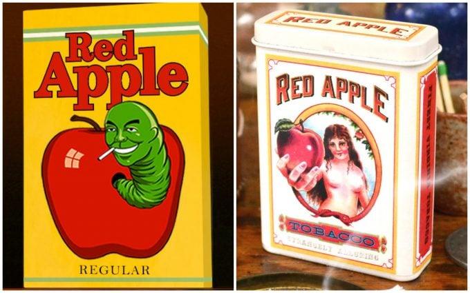 Сигареты red apple купить сигареты белоруссии купить в москве оптом