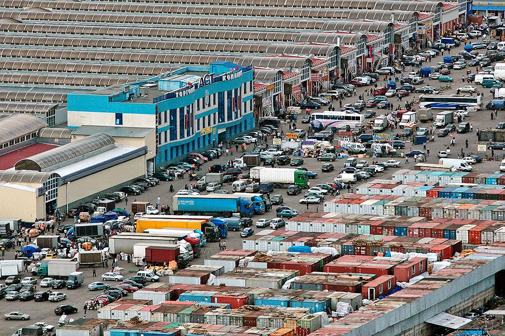 Где находится черкизовский рынок в москве