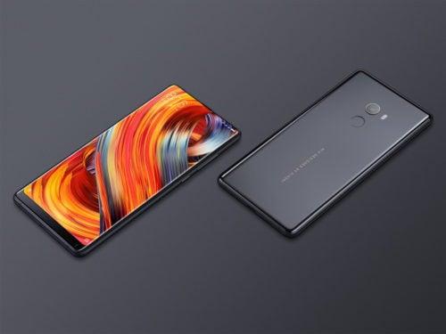 Xiaomi презентовала второе поколение безрамочного флагмана