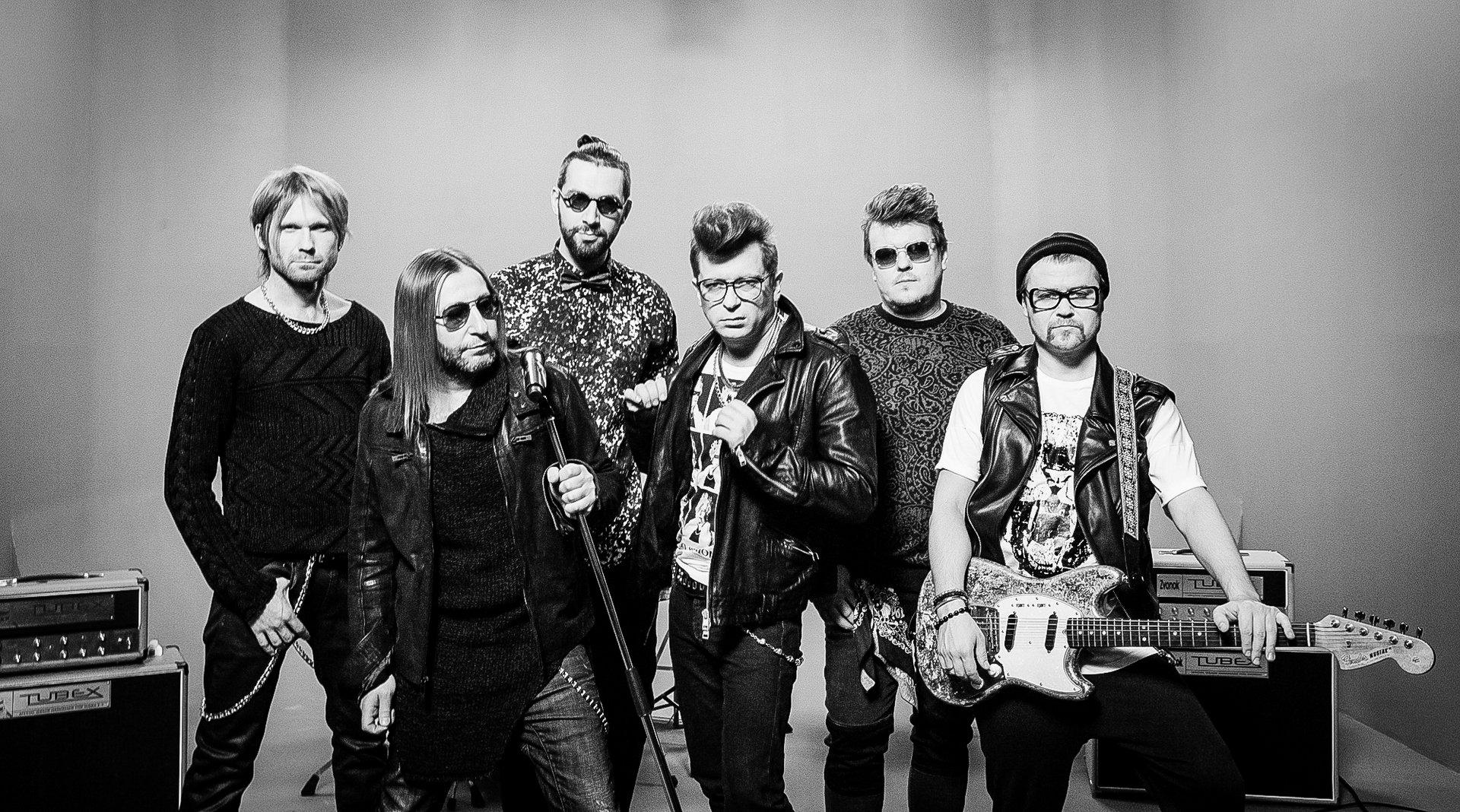 Российские рок группы фото
