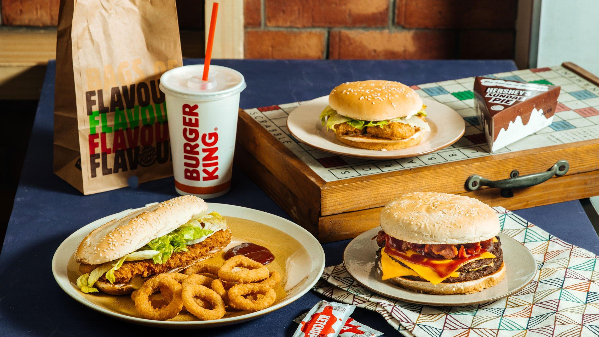 Burger king Nude Photos 29