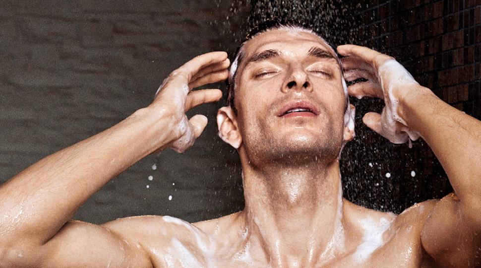 Проблемы с волосами у мужчин