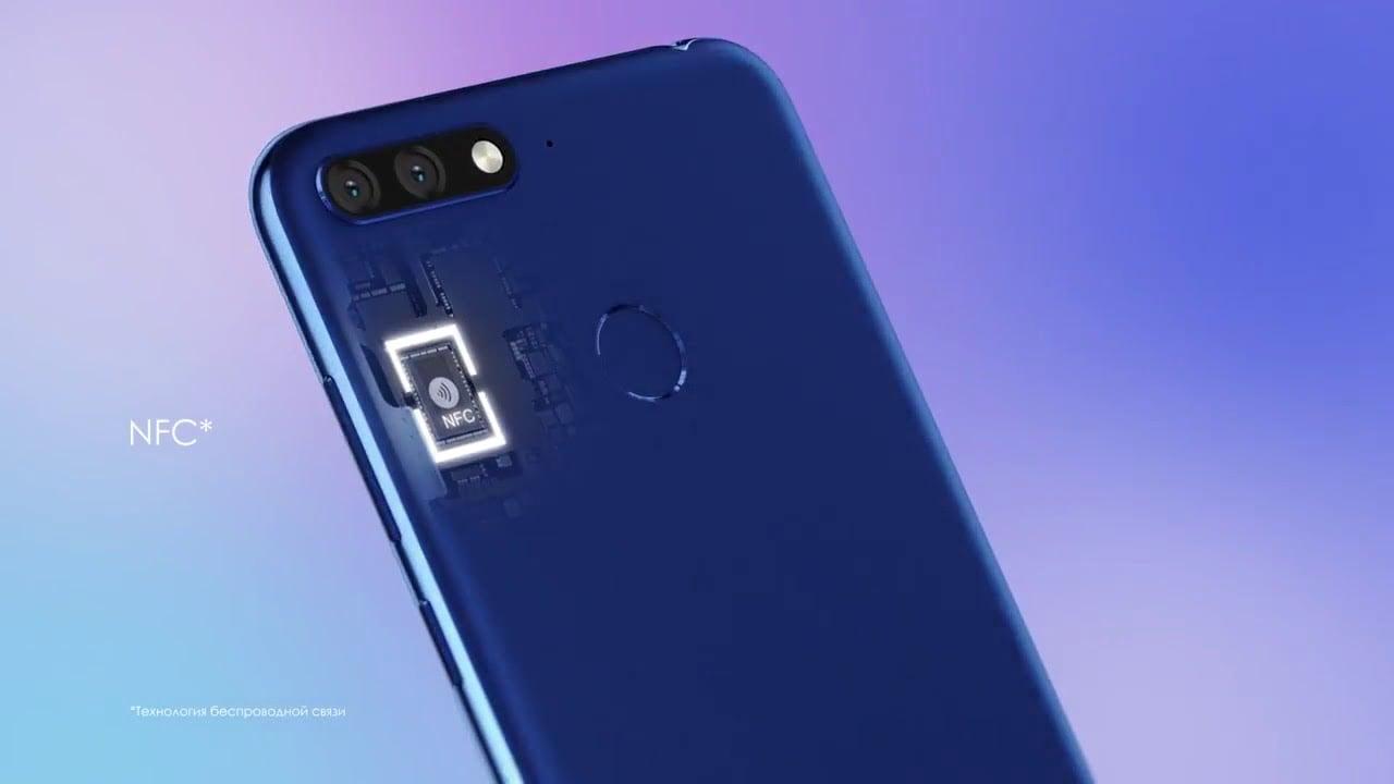 Самый дешевый Huawei с NFC  Honor 7C: брать или нет? | Палач