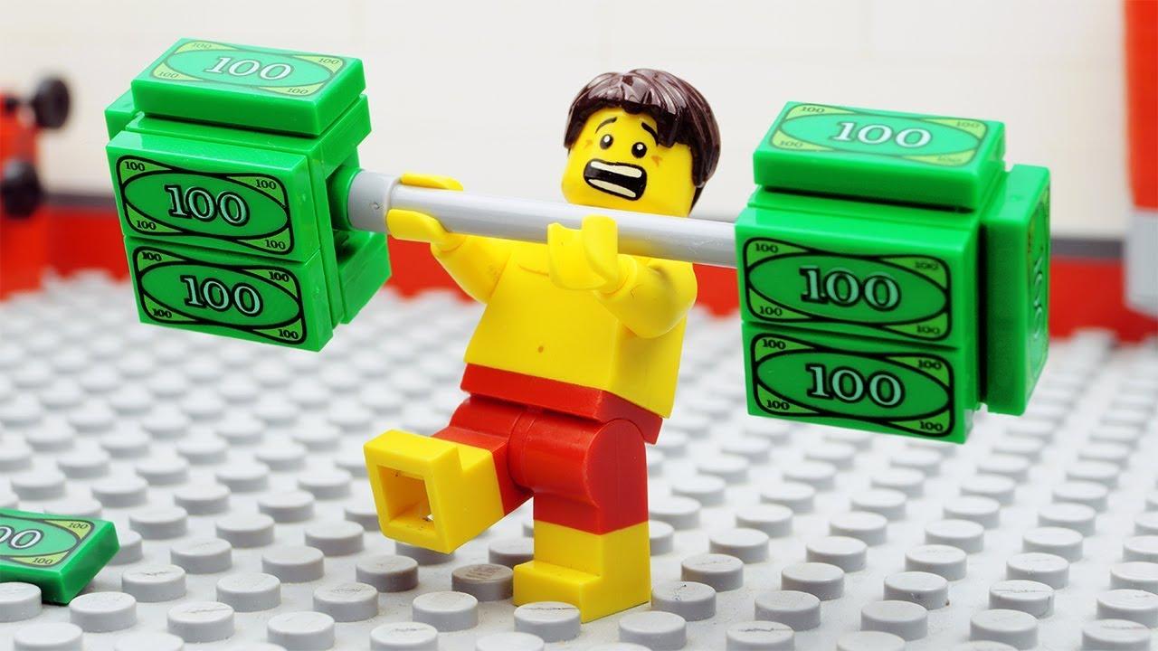 Lego инвестировала в москве банке взять кредит