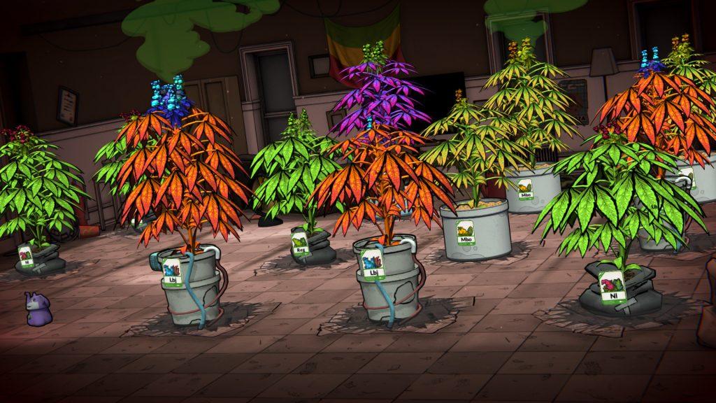 Симулятор выращивание марихуаны почва для посадки конопли