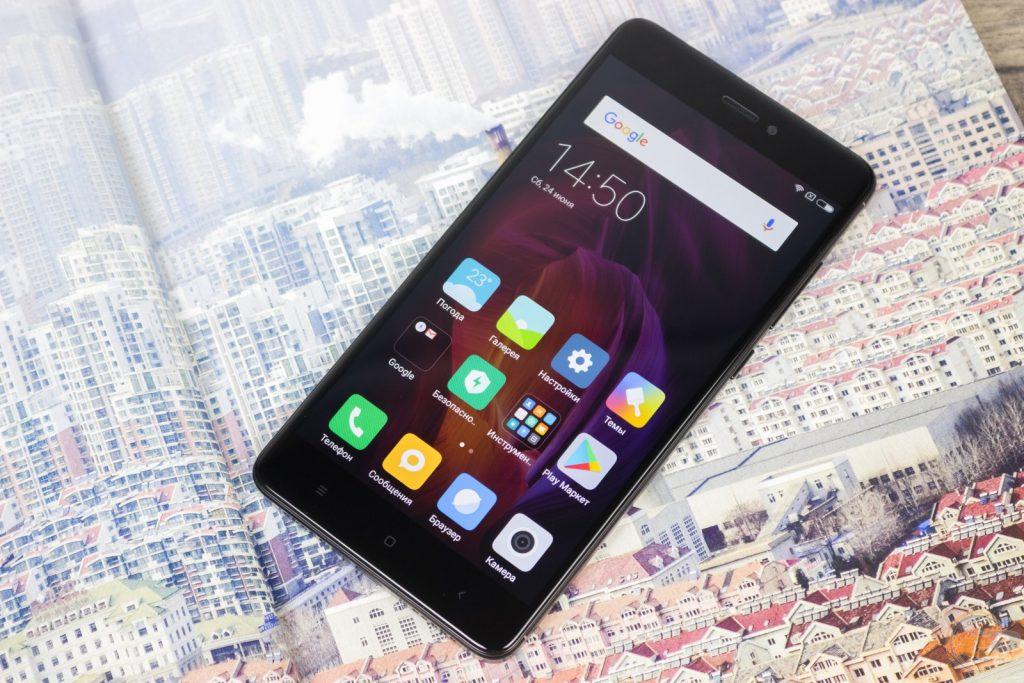 Самый лучший бюджетный смартфон xiaomi redmi note