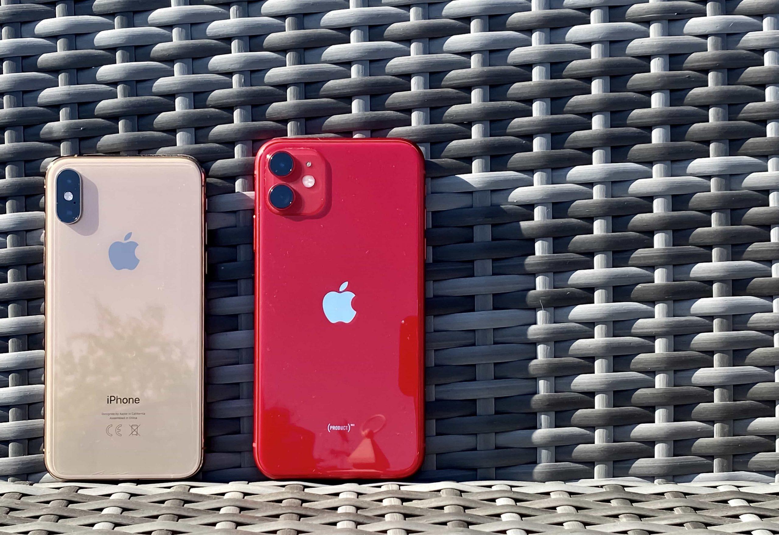 Iphone Xs Oder 11