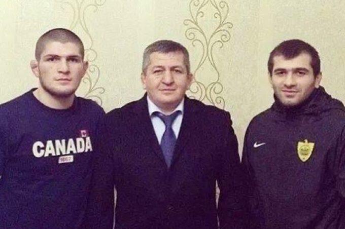 Как Хабиб Нурмагомедов попал в UFC? Первый контракт он распечатал в 6 утра в интернет-кафе