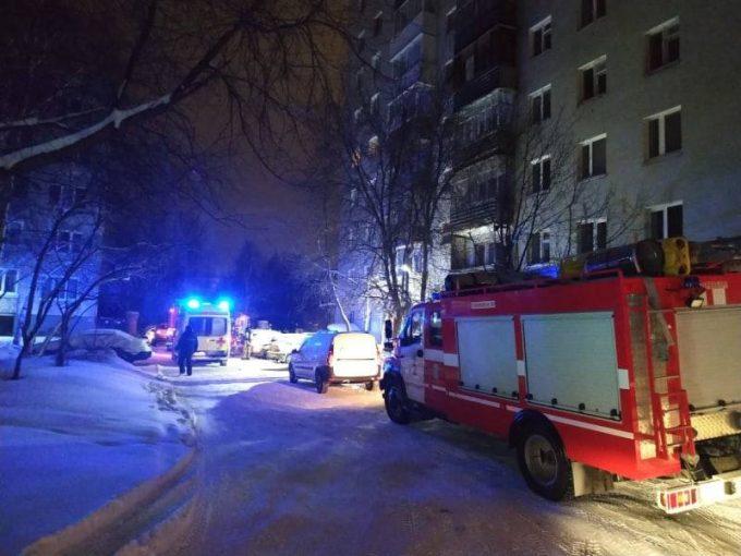 Жительница Екатеринбурга умерла при пожаре вместе с дочерью. До самой смерти она вела трансляцию в соцсетях