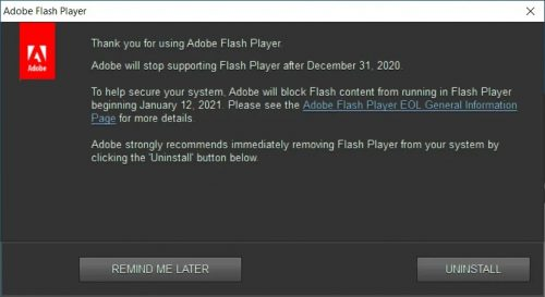 Сегодня умер Adobe Flash Player. Но его еще 10 лет назад ...
