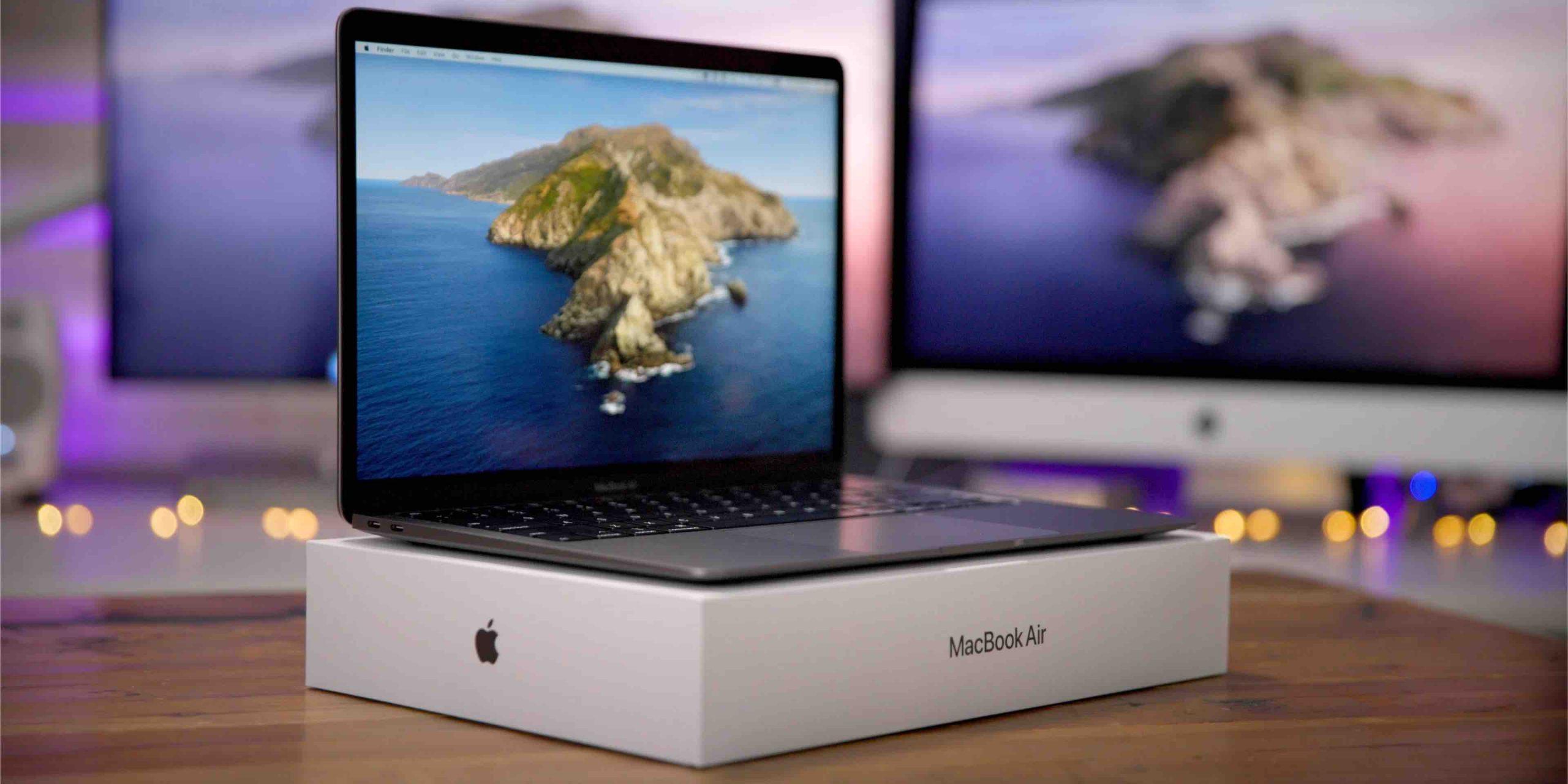 Взял MacBook Air на M1. Здесь - главные впечатления от ...