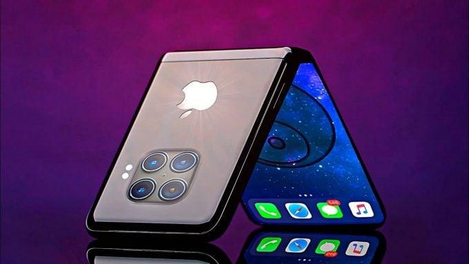 Каким будет складной iPhone? Уже есть примерные характеристики