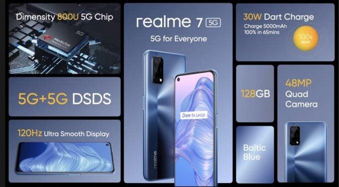 Новый Realme 7 раздают по сочнейшей цене. Но нужно поспешить